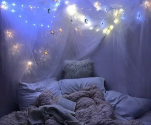 Dream, lights, and room image