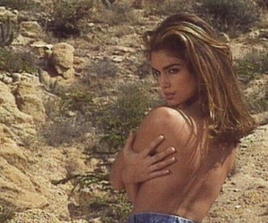 model and cindy crawford image
