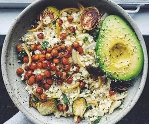 avocado and food image