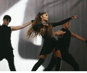 is, my, and ariana grande image