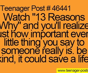 life, 13 reasons why, and serie image
