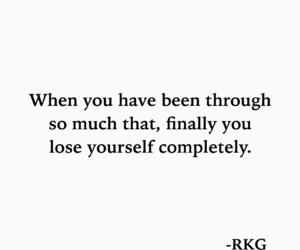 broken, empty, and gone image