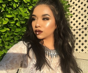 coachella, highlight, and lace image