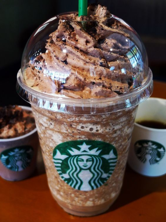 Mocha Cookie Crumble Frappuccino Blended Beverage