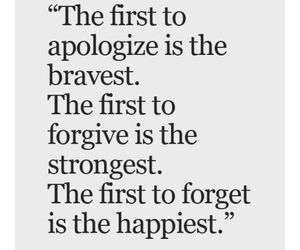 quotes, apologize, and brave image