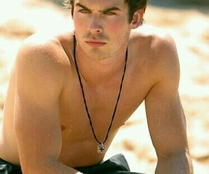 ian somerhalder, lost, and Hot image