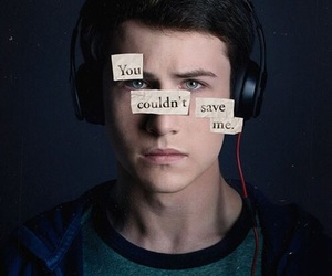 clay, 13 reasons why, and netflix image