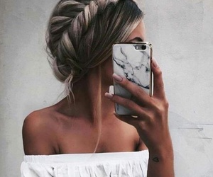 hair style and omg hair image