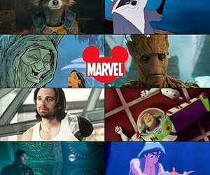 disney and Marvel image