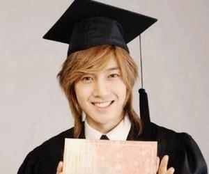boy, kim hyun joong, and smile image