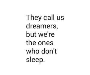 Dream and dreamer image
