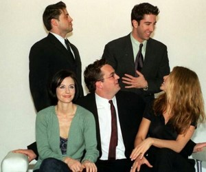 cast, tvshow, and real friendship image