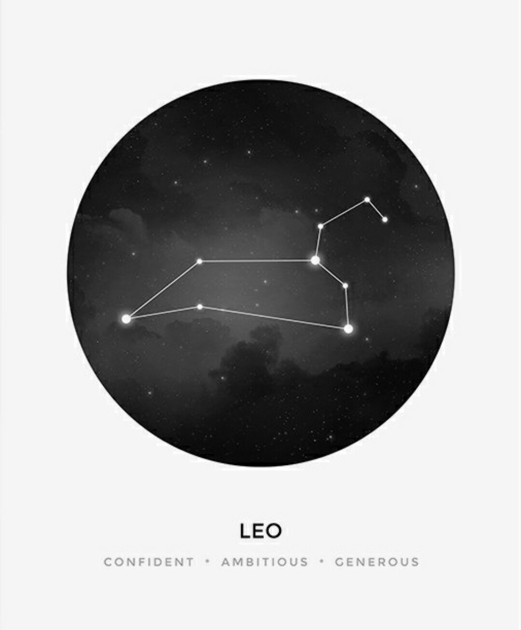 astronomy, constellation, and Leo image