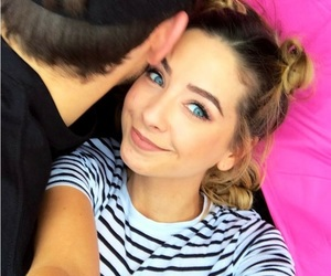 alfie, zoella, and zoesugg image