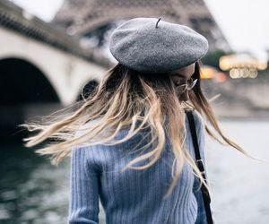 travel, fashion, and france image