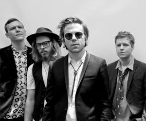 cage the elephant and music image