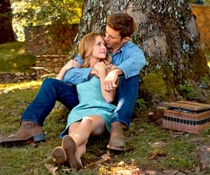 the longest ride, love, and couple image