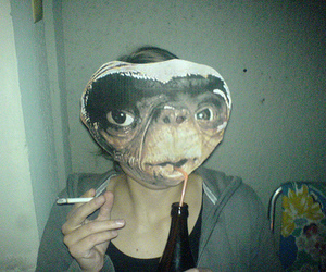 et and cigarette image