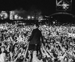 cage the elephant, colombia, and concert image