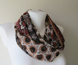 etsy, fashion accessories, and women scarf image