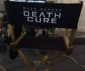 the maze runner and the death cure image