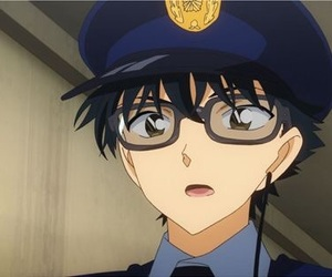 anime, glasses, and hot guy image