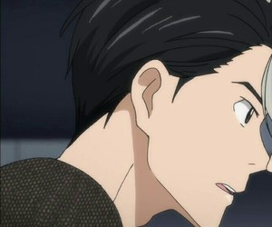 anime and yuri on ice image