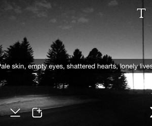 empty, heart, and black and white image
