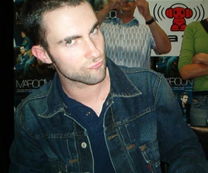 Hot, cute, and maroon 5 image