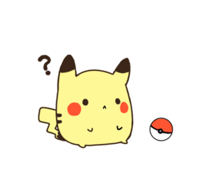 pikachu, pokemon, and pokeball image