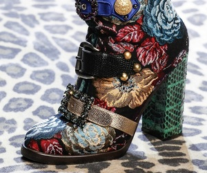 Dolce & Gabbana, fashion, and shoes image