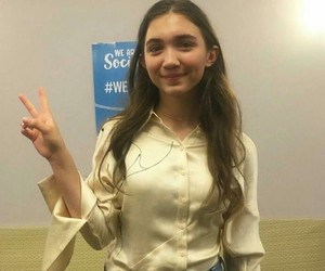 feminist, rowan blanchard, and girl image