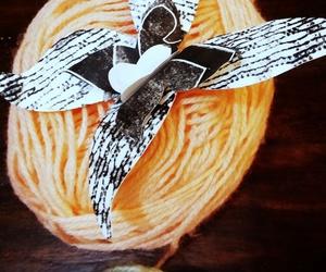 art, grabado, and lana mariposa image
