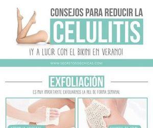 celulitis, tips, and girl image