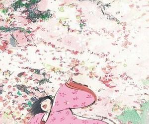 anime, japan, and kaguya-hime no monogatari image
