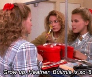bulimia, Heathers, and movie image