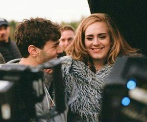 Adele, beautiful, and hello image