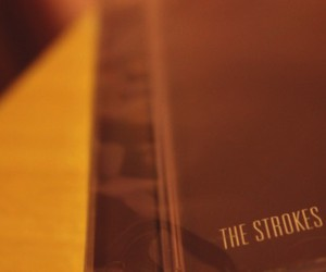 cd, photogaphy, and the strokes image