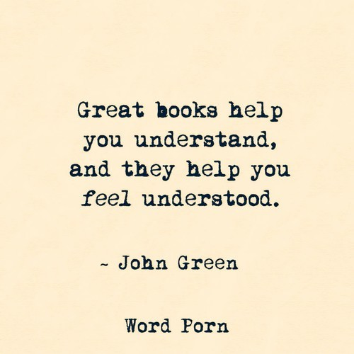 books and quote image