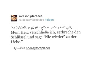 german, quote, and spruch image