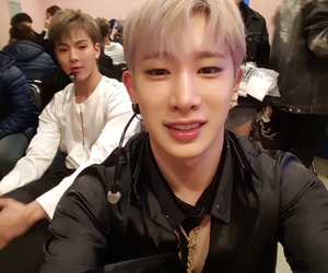minhyuk, jooheon, and i.m image