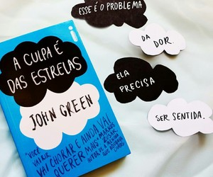 book, john green, and livros image