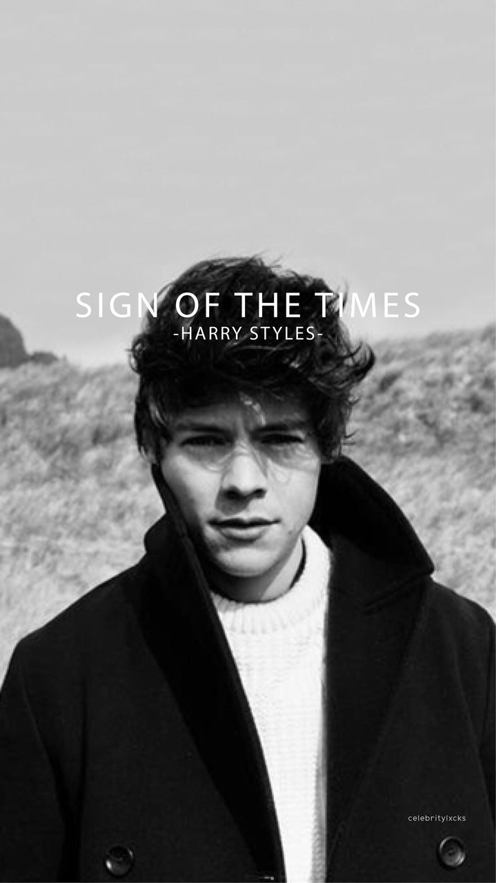 Harry Styles Sign Of The Times Lockscreen Like If You