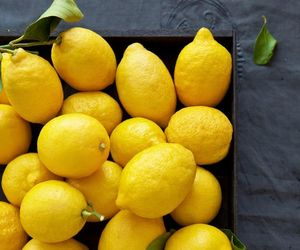 lemon, yellow, and food image