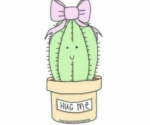 cactus, overlay, and tumblr image