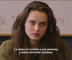 13 reasons why, frases, and hannah baker image
