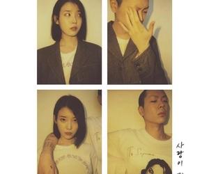 iu, kpop, and hyukoh image