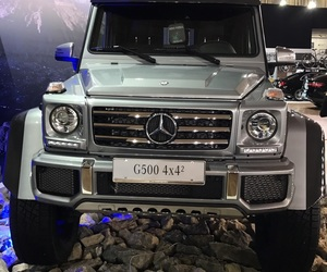 4x4, 500, and benz image