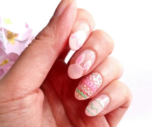diy, easter, and nail art image