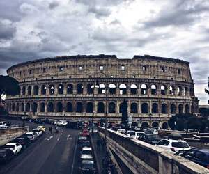 adventure, colosseum, and italy image